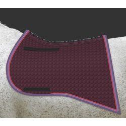 Mattes Hispanic saddle pad - customizable