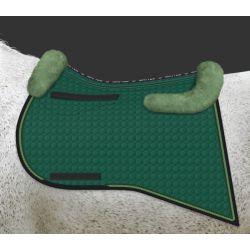 Mattes Sheepskin Hispanic saddle pad - customizable